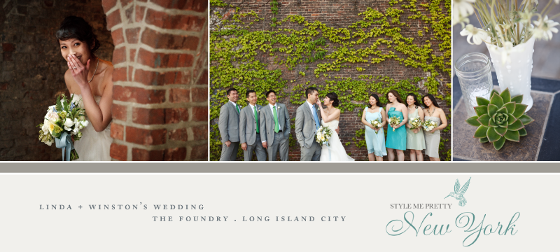 Foundry Long Island New York Wedding Photos