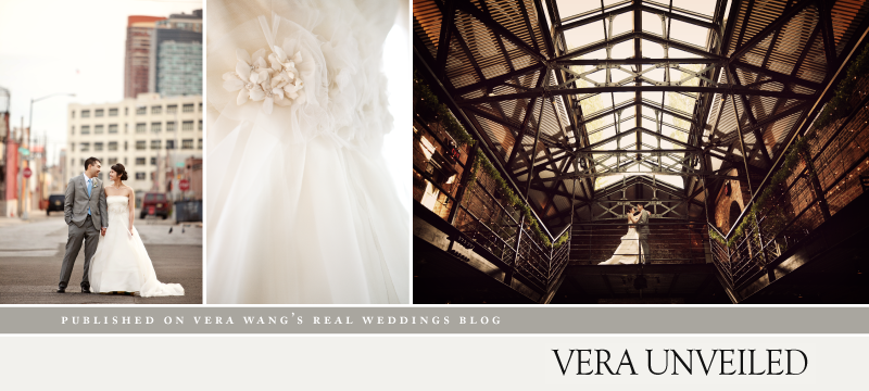 Vera Wang Foundry Wedding Photos