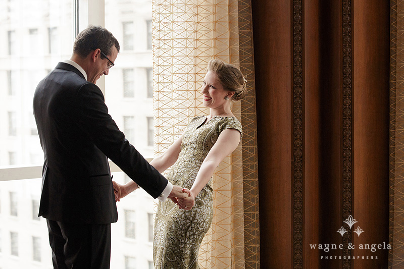 chicago cultural center wedding photography