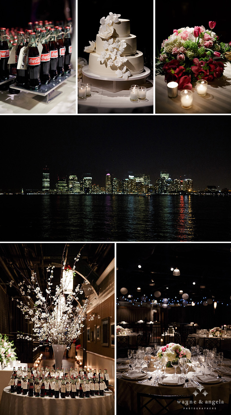 Lighthouse NY Wedding Details Chelsea Piers