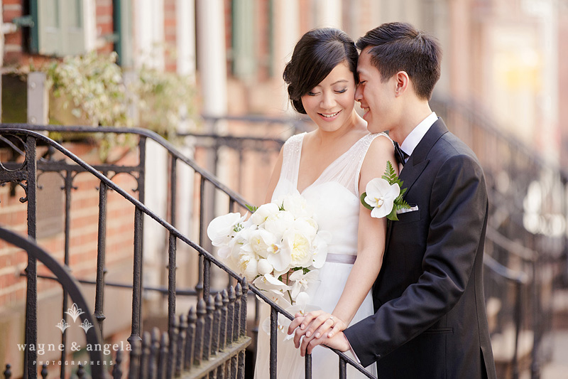 The Lighthouse at Chelsea Piers Wedding Photos // Michelle + Frank