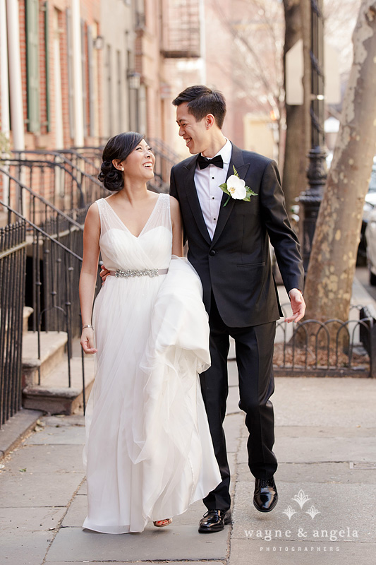 west village ny wedding pictures