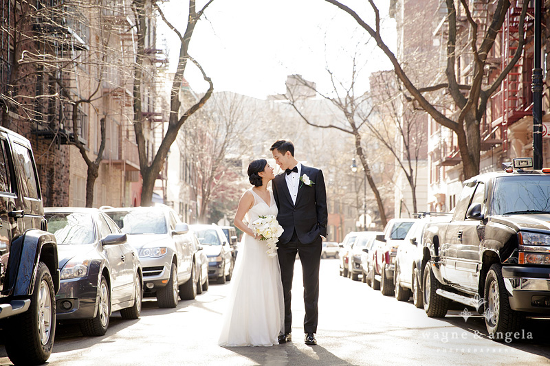 west village ny wedding photos