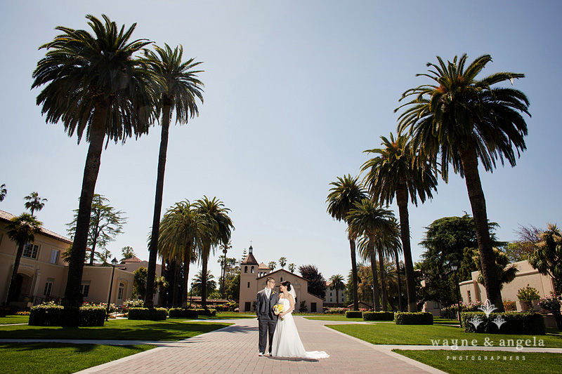 santa clara wedding photographer