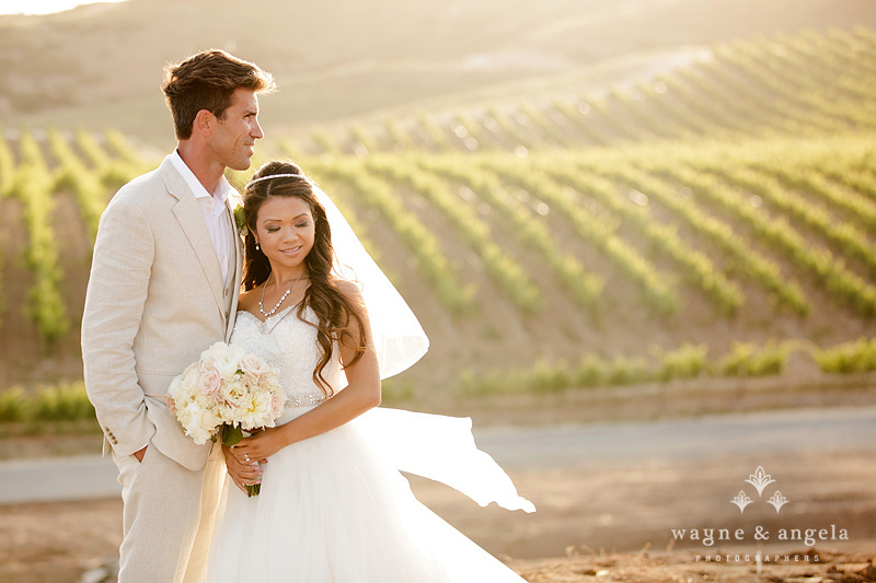 temecula wedding couple