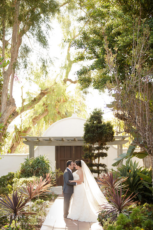san diego wedding garden