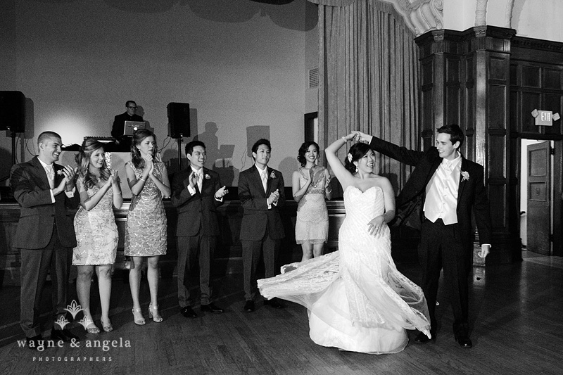 the legendary park plaza hotel wedding photography