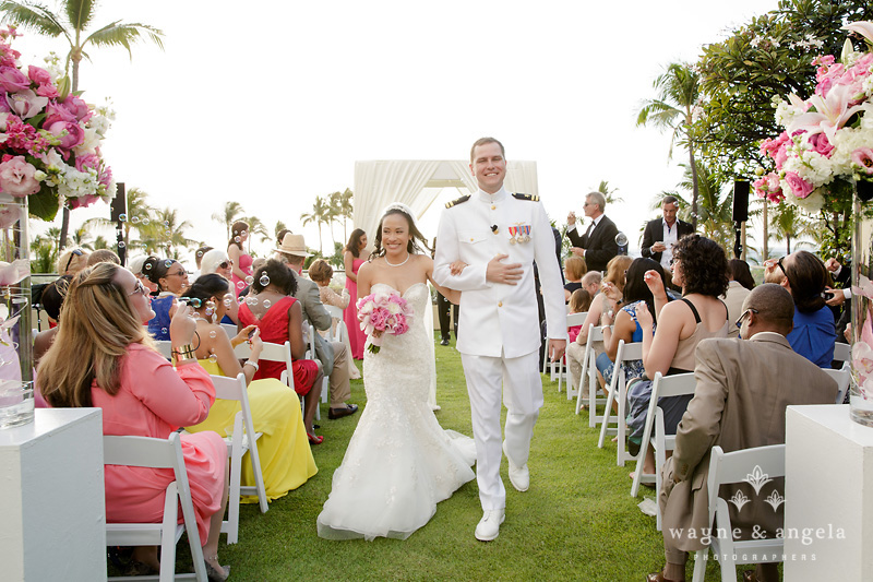 four seasons maui ceremony