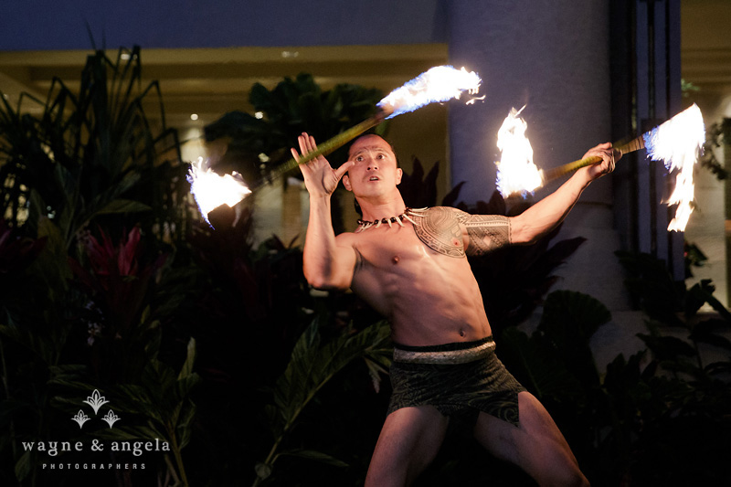 maui hawaiian flame thrower
