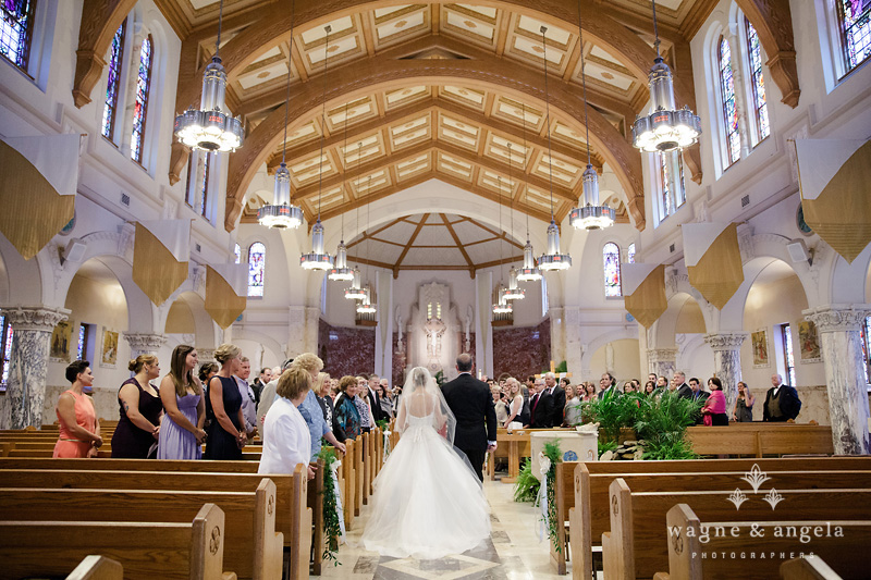 St. Thomas The Apostle Church Wedding Pictures