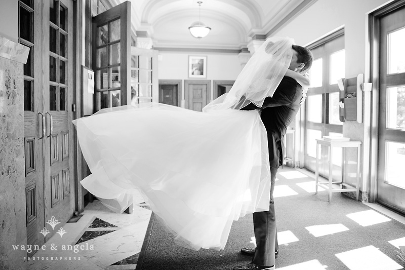 St. Thomas The Apostle Church Wedding Pics
