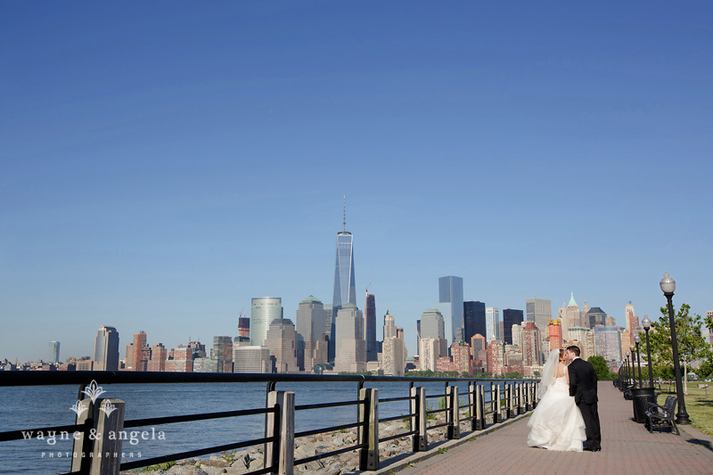 liberty state park weddings