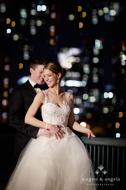 new york wedding night pictures