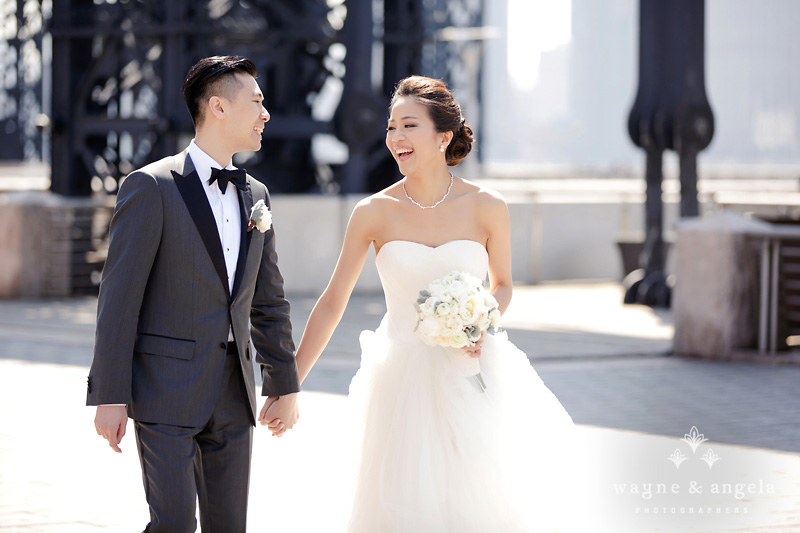 gantry park nyc wedding pictures