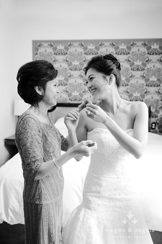 high line hotel wedding photographer