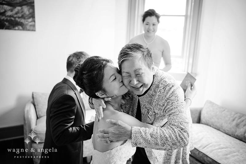 nyc wedding tea ceremony