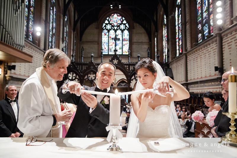 high line church wedding photographer