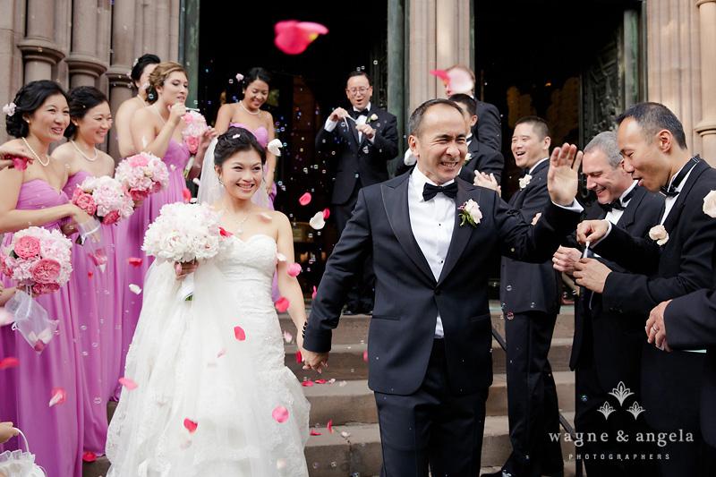 high line church wedding ceremony