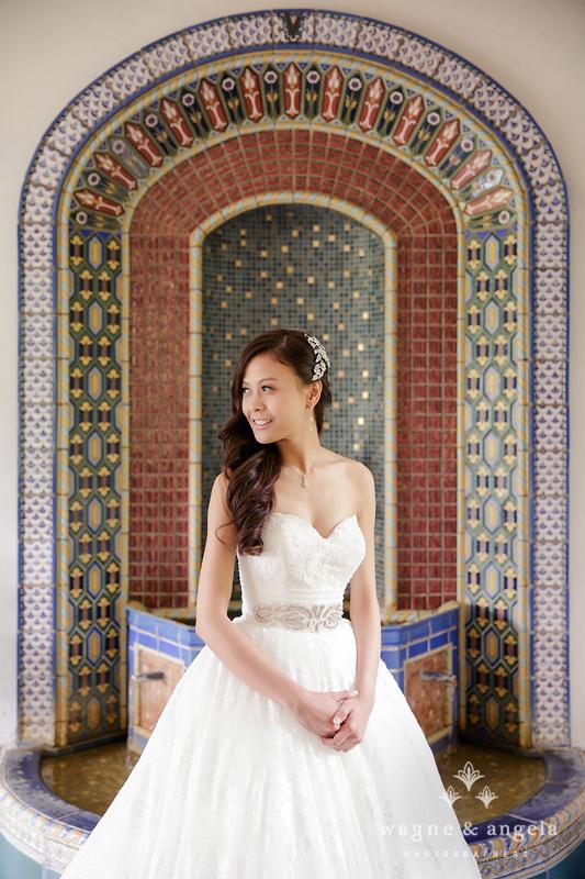 filipino wedding bride