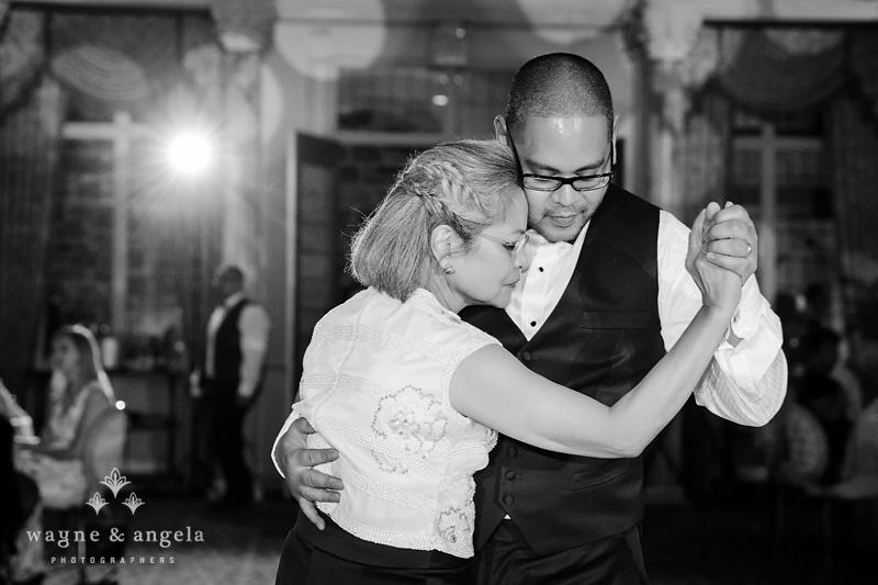 filipino son daughter dance