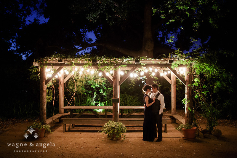 los altos wedding portraits