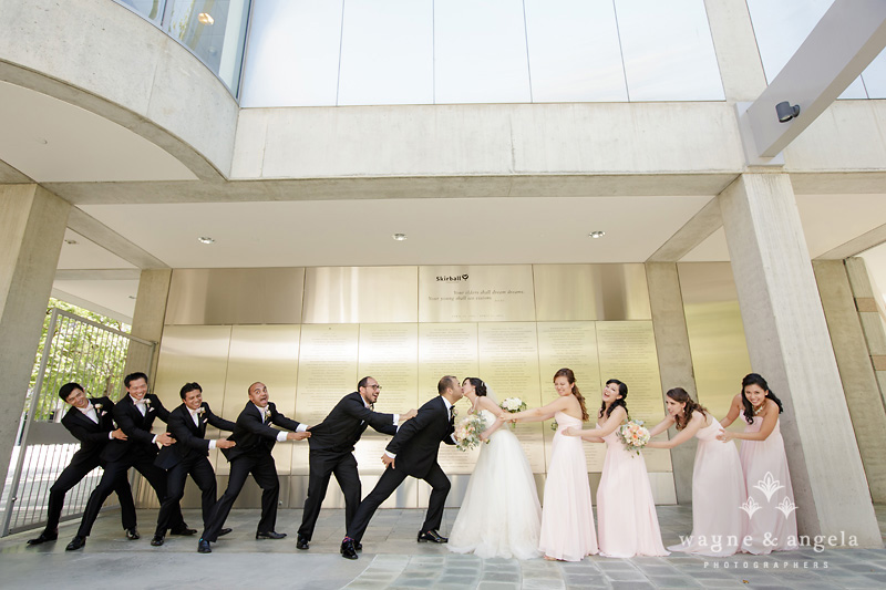 Skirball Cultural Center Wedding Venue