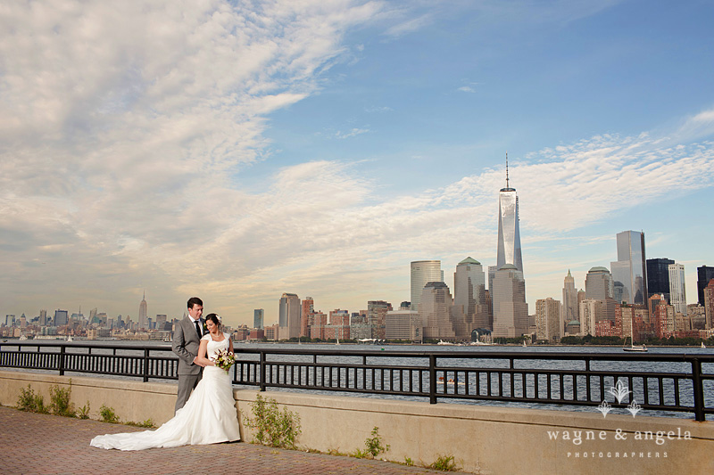 Liberty House Wedding Photographer Jersey City 11