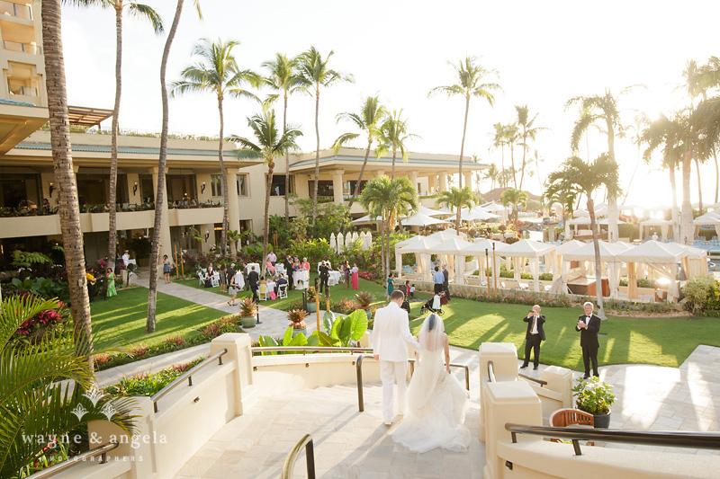 Four Seasons Maui Wedding Photography