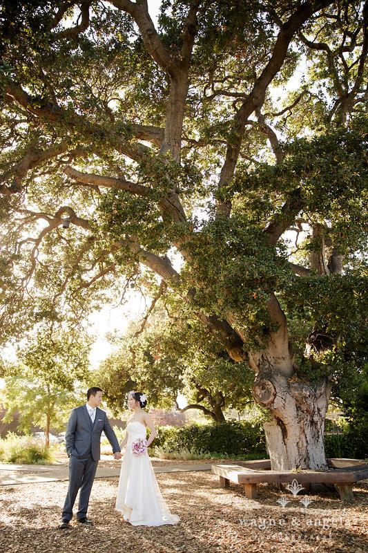 los altos history museum wedding photos
