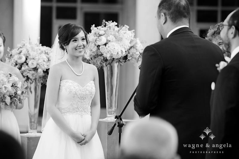 skirball wedding ceremony
