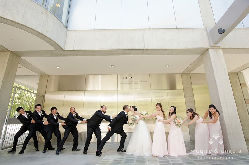 skirball cultural center wedding venue