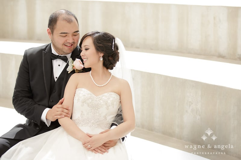 skirball cultural center wedding pictures